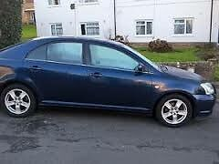 **For Sale Toyota Avensis Automatic**