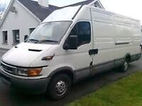 2005 iveco daily parts breaking