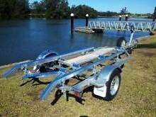 Braked Boat trailer to suit boats up to 5.1m Wangara Wanneroo Area Preview