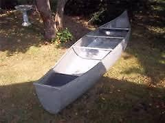 Looking for aluminum square back canoe.