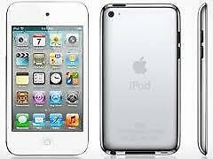 Ipod touch 4g lcd remplacement  reparation . vitre brise ? 40$