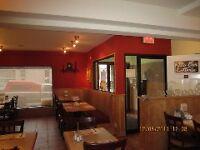 Restaurant Hochelaga for rent