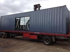 SHIPPING CONTAINERS 40FT HI CUBES EX WORKSHOPS! Spreyton Devonport Area Preview