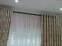 Curtains made easy