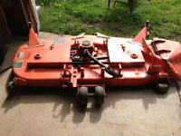 Kubota RCK60-27B Mid Mount Mower For Sale