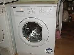 66 Beko WMB61221 6kg 1200 Spin White A+ Rated Washing Machine 1 YEAR GUARANTEE FREE DEL N FIT