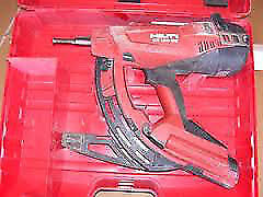 PAWN PRO'S HAS A HILTI GX-120 AUTOMATIC WITH CASE