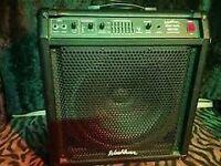 WASHBERNN BAD DOG BD75B BASS AMP