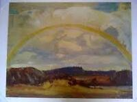 """Rainbow"" Print, by Tom Thomson"