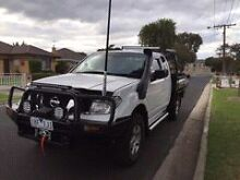 Nissan navara d40 turbo diesel Roxburgh Park Hume Area Preview