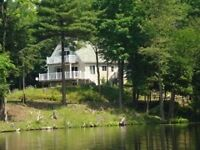 Big Rideau Waterfront Home/ Cottage