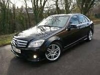 Wanted !!- 2008/2009/2010 mercedes c220 cdi sport (cat d ) c200 bmw audi