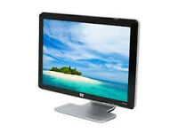 HP Widescreen LCD Monitor 20""