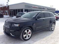 SRT Grand Cherokee Wheels and Tires