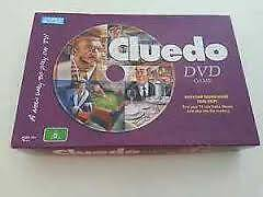 Cluedo DVD Boardgame Cannington Canning Area Preview