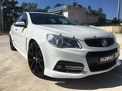 HOLDEN 2013 SS-V VF AUTO 53562kms Pendle Hill Parramatta Area Preview