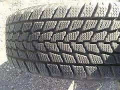 205/60R15Toyo Observe Set of 2 Used winter tires 85%tread left Free Installation and Balance