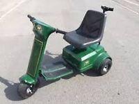Patterson single seat golf cart