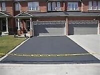 Driveway Sealing & Eavestrough Cleaning ~ END OF SEASON DEALS!
