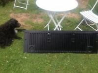 Ford Ranger tailgate protector