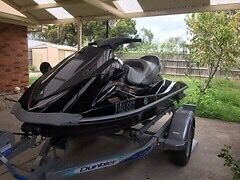 Yamaha 2007 vx deluxe jetski Seabrook Hobsons Bay Area Preview