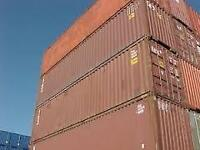 Storage Container for Sale/Rent/ Portable Storage