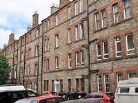 Superb one bedroom apartment with large box room in popular Abbeyhill area of Edinburgh