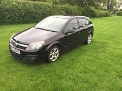 Vauxhall Astra Sxi 1.6 - Spares and Repairs only
