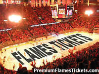 4 tickets to see Flames vs Leafs and Canucks Feb 9th and 19th