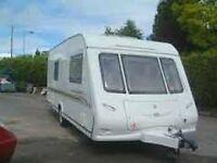 2006 Compass Magnum Classic 540 Touring Caravan