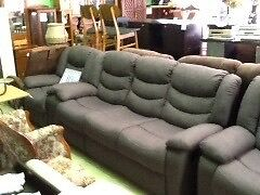 4 Recliner Modern Lounge suite, Like New Invermay Launceston Area Preview