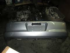 Rear Bumper Cover Honda Accord Coupe 2DR Silver Colour 1998-2000