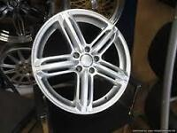 Brand New 19 inch Audi S Line Replica Wheels -- 5x112