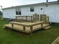 Sheds, fences, decks, Patios, and stairs!!