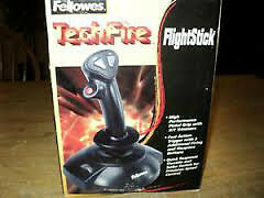 TECHFIRE Flightstick Original Box 15 PIN game port connector