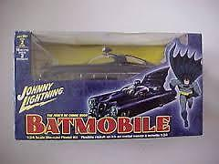 Johnny Lightning 1:24 Scale Die-cast 1950's Batmobile Model Kit
