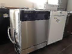 **NEW Dishwashers  Black or White $425 / Stainless $499 ///  USED Dishwashers $250 to $475 -  9267 - 50 Street, Edmonton