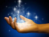 Reiki for Healing. Treatments are free