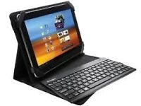 Kensington Keyfolio Bluetooth Keyboard case K39336UK new ipad & ipad2