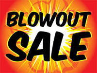 FINAL CLEARANCE - Gift Store Close Out Sale - 80% Off