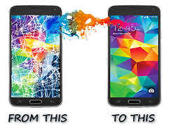 Screen Repairs! iPhone/Samsung/HTC/Blackberry and more!