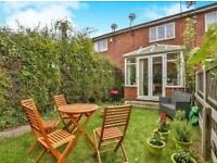 LOVELY 2 BED TOWNHOUSE, GARAGE, CONSERVATORY + MORE