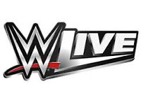WWE Live with Triple A! sec sse Hydro AMAZING SEATS BLOCK 002 row H !!!!