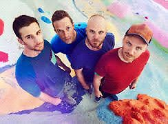 Coldplay:  A Head Full of Dreams Tour Gold Club Tickets1