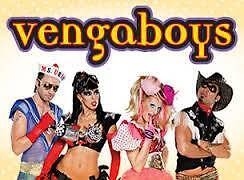 Vengaboys - Sydney, x 5 tickets inc 1 FREE - SUNDAY 6th November Beaconsfield Inner Sydney Preview