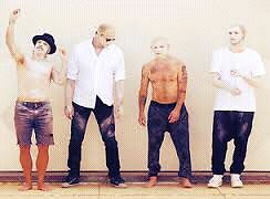 Red Hot Chilli Peppers Gold Club Tickets- Row 17!!!!!!!!!!!!!!!!