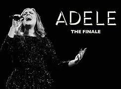 **2 Adele Tickets** Wembley 2nd July 2017 LAST NIGHT OF TOUR