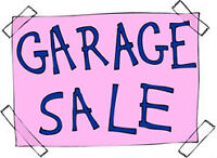 Garage Sale in Dieppe, 18 du Verger Court ....see Map