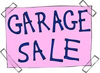 Huge Garage Sale!!!
