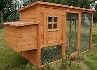 Build Your Own Chicken Coop in 3 Days or Less!
